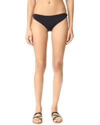 schwarze Bikinihose von Marysia Swim