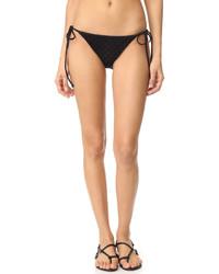schwarze Bikinihose von Milly