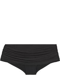 schwarze Bikinihose von Norma Kamali