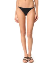 schwarze Bikinihose von Tory Burch