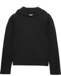 schwarze Bluse von Balenciaga