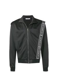 schwarze Bomberjacke von Givenchy