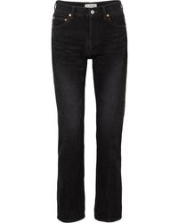 schwarze Boyfriend Jeans von Balenciaga