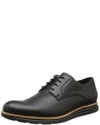 schwarze Business Schuhe von Calvin Klein Jeans