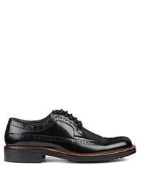 schwarze Business Schuhe von G-Star RAW