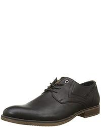 schwarze Business Schuhe von Tom Tailor