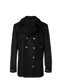schwarze Cabanjacke von Givenchy