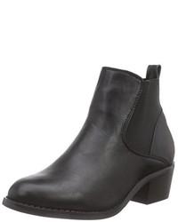 schwarze Chelsea Boots von Buffalo