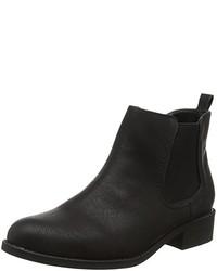 schwarze Chelsea Boots von Dorothy Perkins