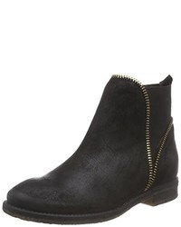 schwarze Chelsea Boots von Inuovo