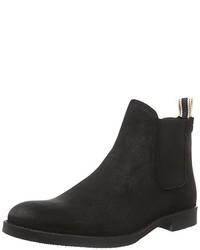 schwarze Chelsea Boots von Jack & Jones