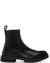 schwarze Chelsea Boots von Kenzo
