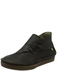 schwarze Chukka-Stiefel von El Naturalista