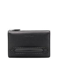 schwarze Clutch Handtasche von Salvatore Ferragamo