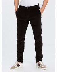 schwarze Cordjeans von Cross Jeans