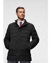 schwarze Daunenjacke von CLASS INTERNATIONAL