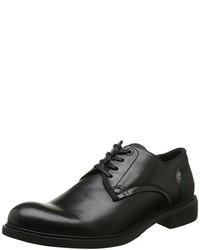schwarze Derby Schuhe von G-Star RAW