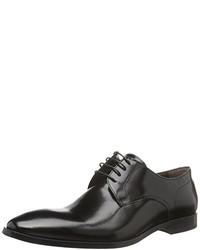schwarze Derby Schuhe von Karl Lagerfeld