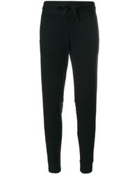 schwarze enge Hose von DKNY