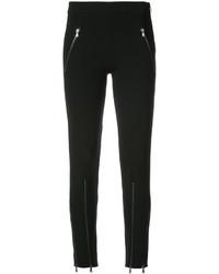 schwarze enge Hose von Moschino