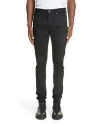Schwarze enge jeans original 4565676