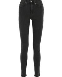 schwarze enge Jeans von Acne Studios