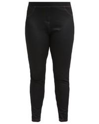 schwarze enge Jeans von Anna Field