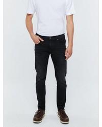 schwarze enge Jeans von Big Star