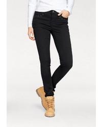 schwarze enge Jeans von Colorado Denim