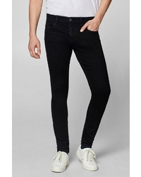 schwarze enge Jeans von edc by Esprit