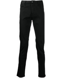 schwarze enge Jeans von Emporio Armani
