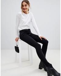 schwarze enge Jeans von Esprit