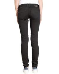schwarze enge Jeans von Gang