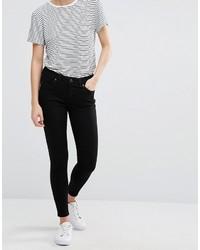 Schwarze Enge Jeans von Jack Wills