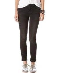 schwarze enge Jeans von Marc by Marc Jacobs