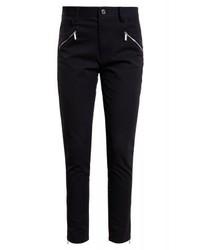 schwarze enge Jeans von Michael Kors