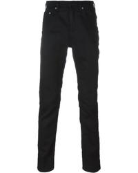 Schwarze Enge Jeans von Neil Barrett