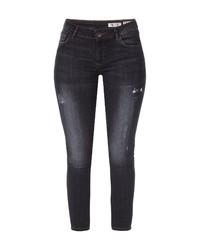 schwarze enge Jeans von REVIEW
