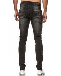 schwarze enge Jeans von RUSTY NEAL
