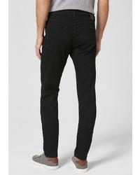 schwarze enge Jeans von s.Oliver BLACK LABEL