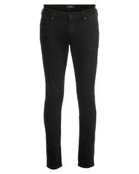 schwarze enge Jeans von Scotch & Soda