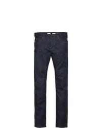 schwarze enge Jeans von Tommy Hilfiger
