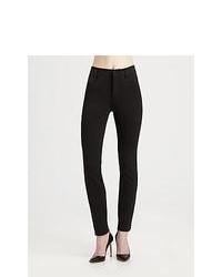 Schwarze Enge Jeans von Vince
