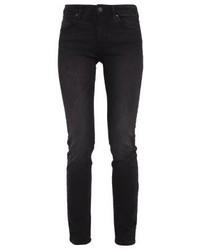 Schwarze Enge Jeans von Wrangler