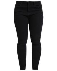 Schwarze Enge Jeans von Zalando Essentials