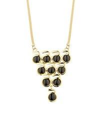 Schwarze Halskette von Gripoix Paris