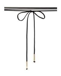 Schwarze Halskette von Miss Selfridge