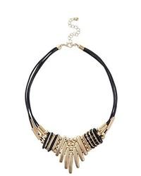 schwarze Halskette von New Look