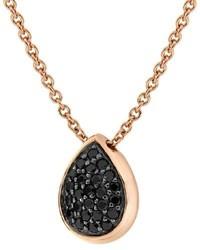 schwarze Halskette von Tuscany