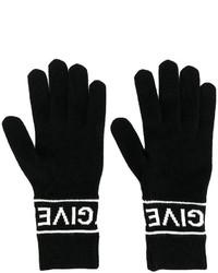 schwarze Handschuhe von Givenchy
